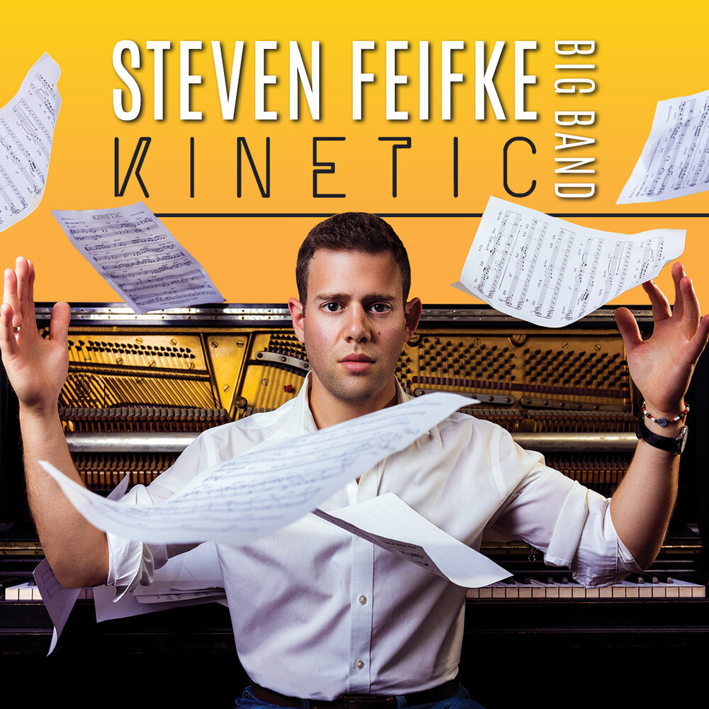 Steven Feifke - Kinetic [Digipak]