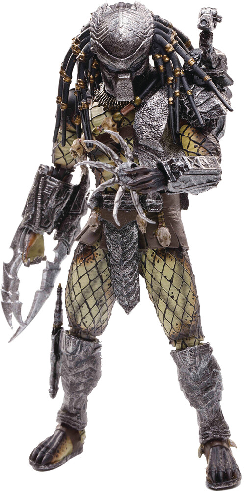 - Hiya Toys - Avp Temple Guard Predator PX 1/18 Scale Figure