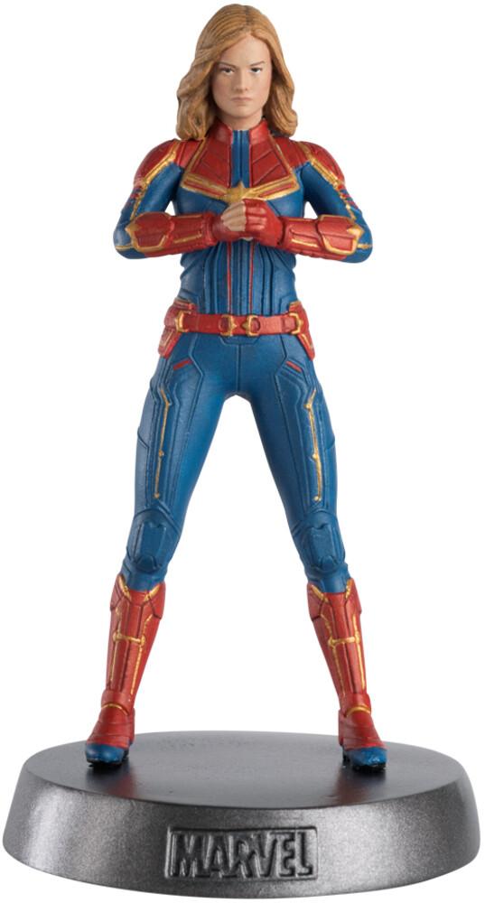 Captain Marvel - Eaglemoss - Captain Marvel - Captain Marvel (Captain Marvel)