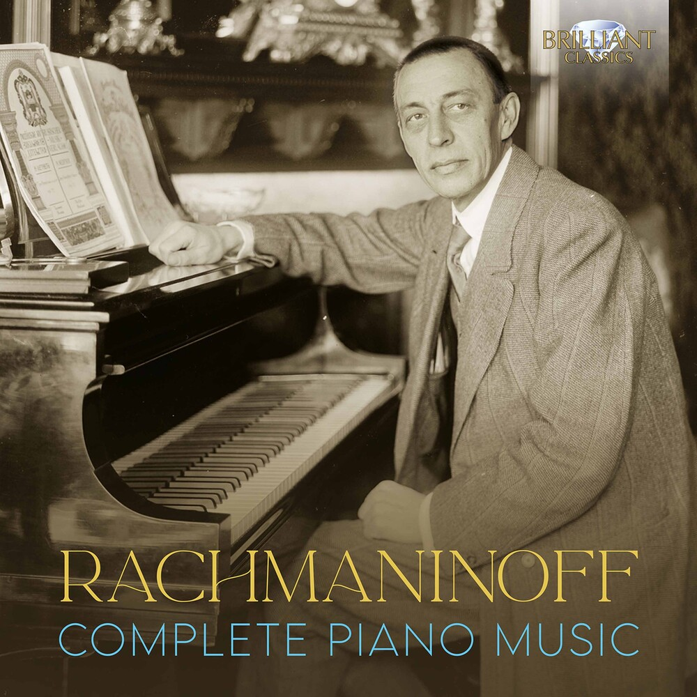 Rachmaninoff - Complete Piano Music