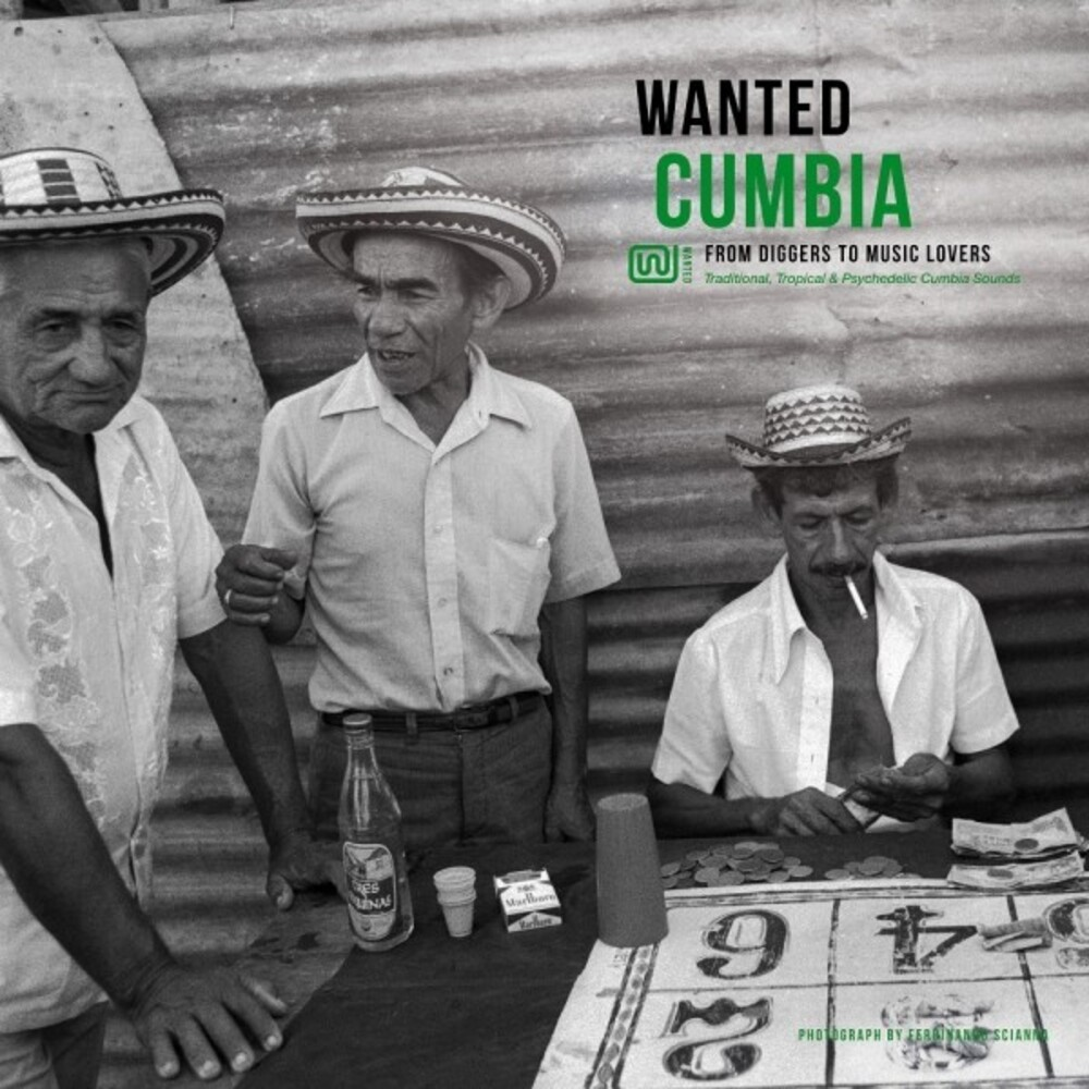 Wanted Cumbia / Various - Wanted Cumbia / Various