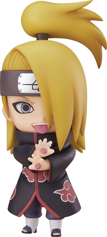 Good Smile Company - Good Smile Company - Naruto Shippuden Deidara Nendoroid Action Figure