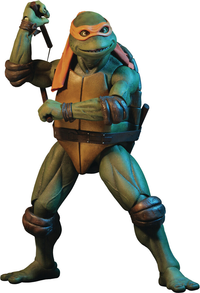 - NECA - TMNT Michelangelo 1/4 Scale Action Figure
