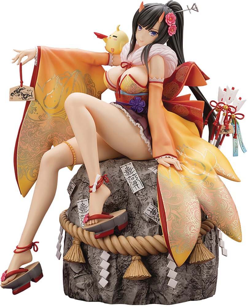 Aaur Lane - Ryuuhou (Firebird's New Year Dance) - Kotobukiya - Aaur Lane - Ryuuhou (Firebird's New Year Dance)