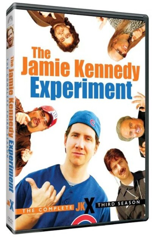 Albert Macklin - Jamie Kennedy Experiment: Complete Third Season