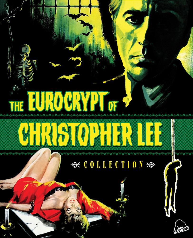 - The Eurocrypt of Christopher Lee Collection