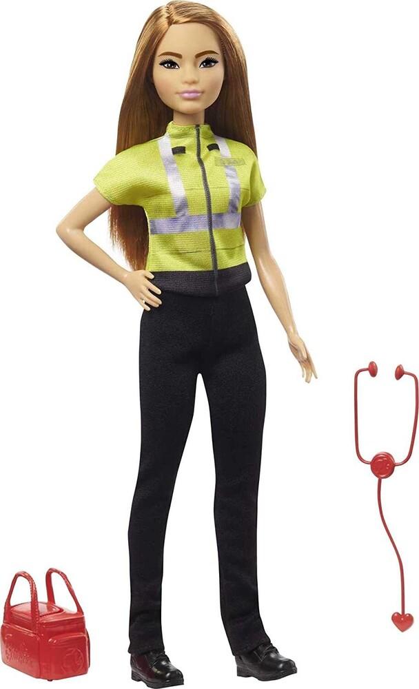 Barbie - Mattel - Barbie Career EMT Doll
