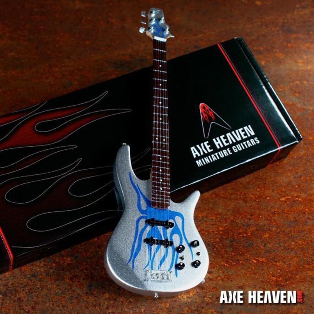 - Robert Trujillo Metallica Blue Flame Mini Bass