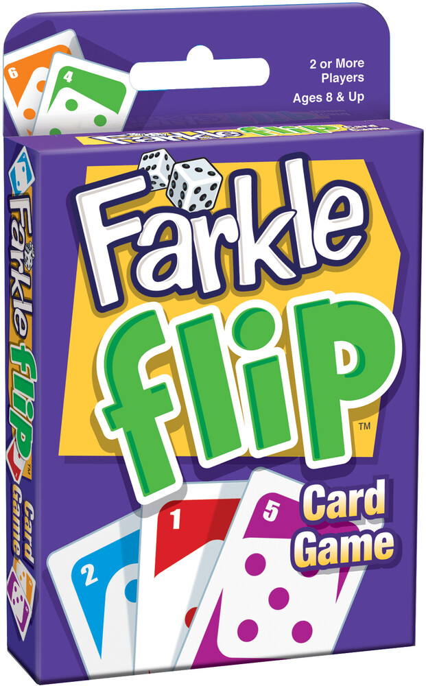 - Farkle Flip Card Game (Crdg)