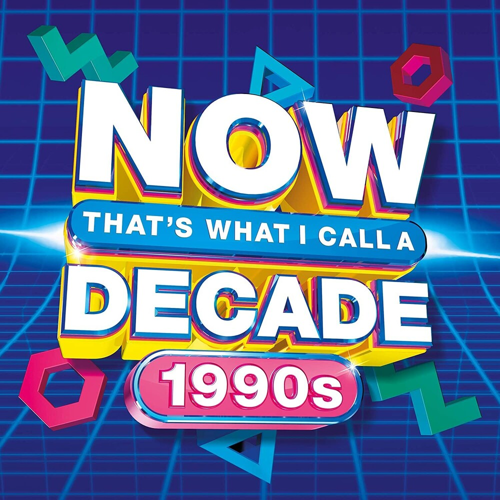 Now Decades 1990s / Various - Now Decades 1990s / Various