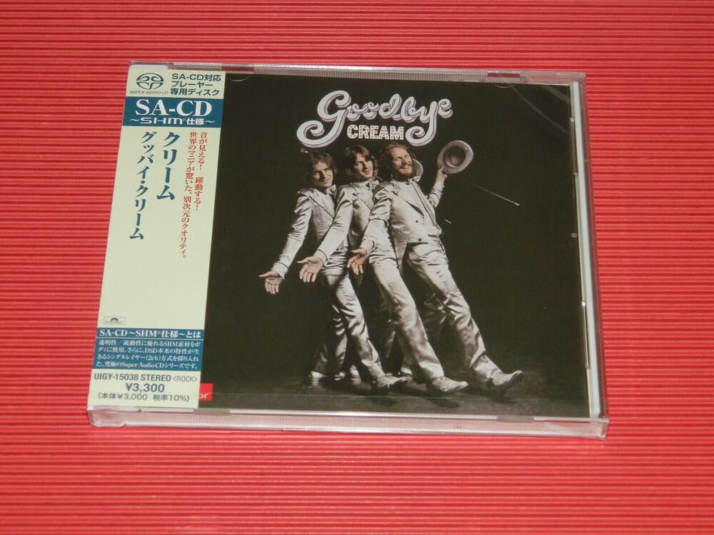 Cream - Goodbye (SHM-SACD) [Import]