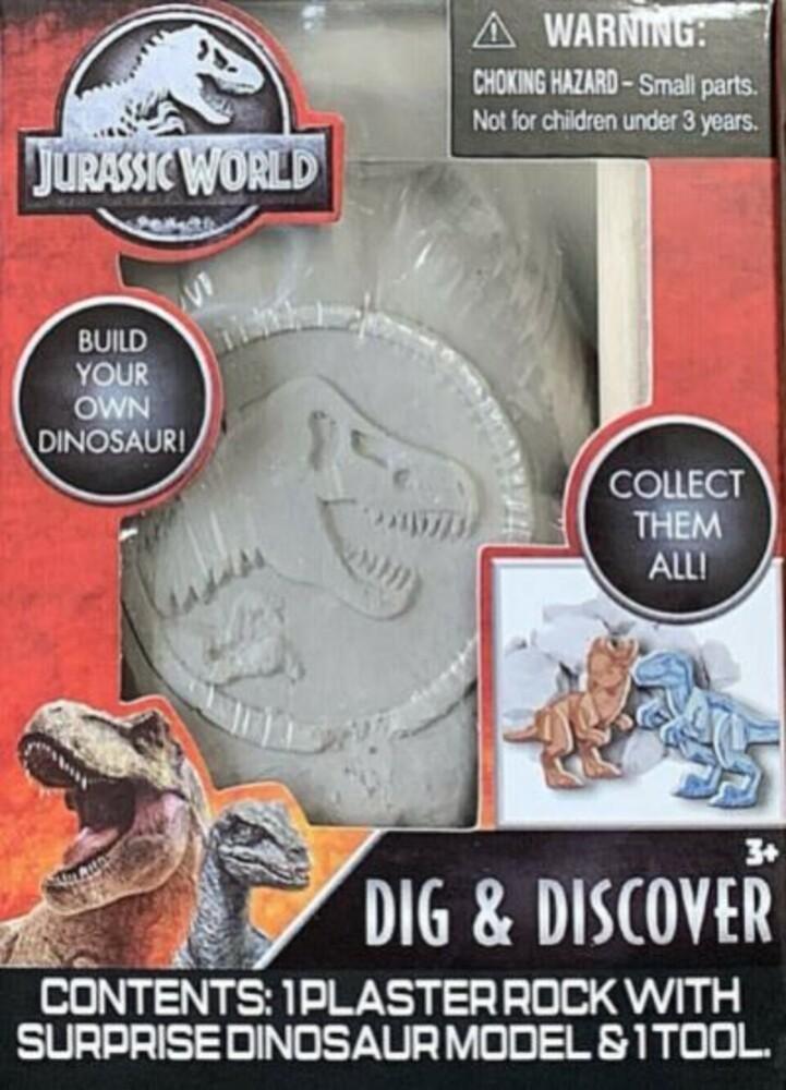 - Tara Toys - Jurassic World Dig N' Discover Activity