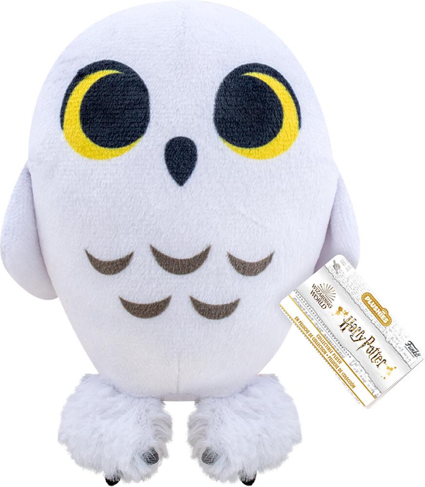 Funko Pop! Plush: - Harry Potter Holiday- 4 Hedwig (Vfig)