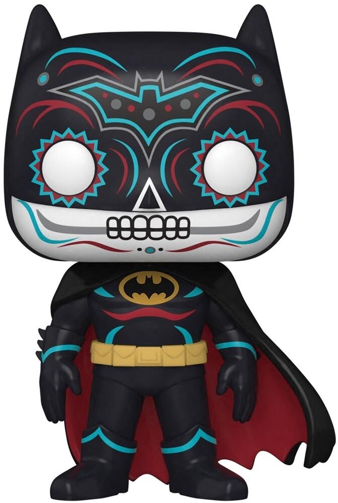 - Dia De Los Dc- Batman (Vfig)
