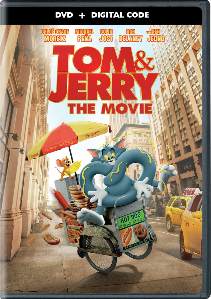 - Tom & Jerry: The Movie / (Digc)