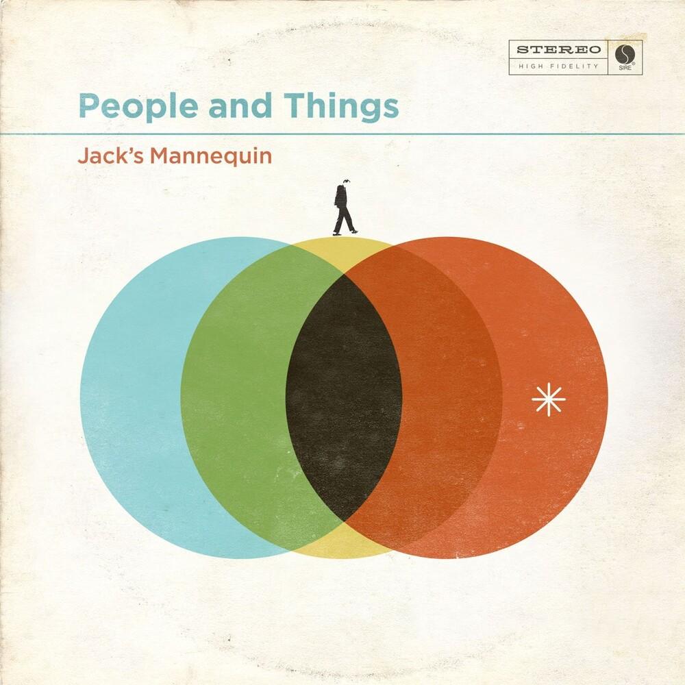 - People & Things [Limited 180-Gram Orange Colored Vinyl]