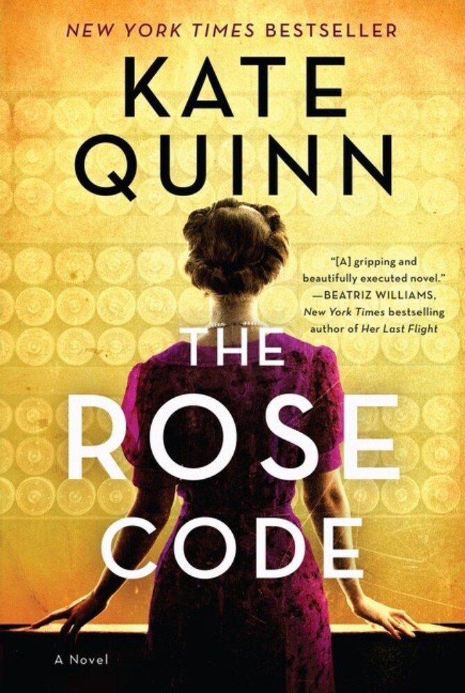 Kate Quinn - Rose Code (Ppbk)