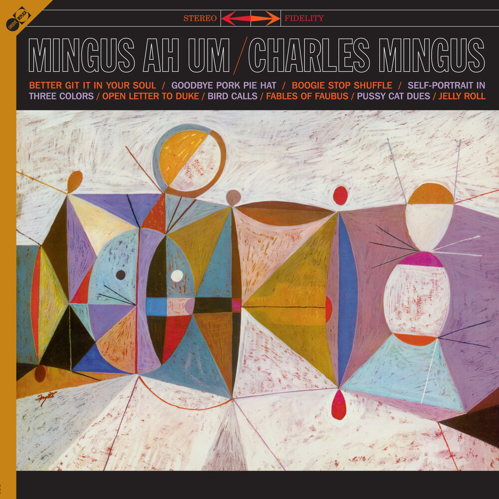 Charles Mingus - Mingus Ah Hum (Bonus Cd) (Bonus Tracks) (Spa)