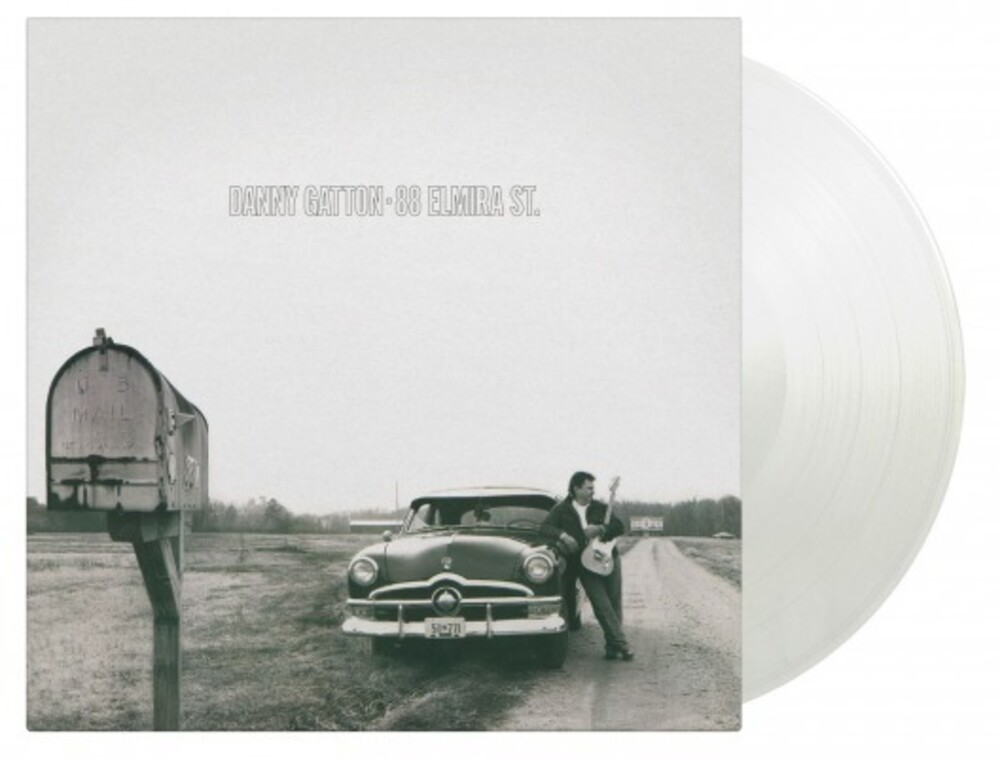 Danny Gatton - 88 Elmira St [Clear Vinyl] [Limited Edition] [180 Gram] (Hol)