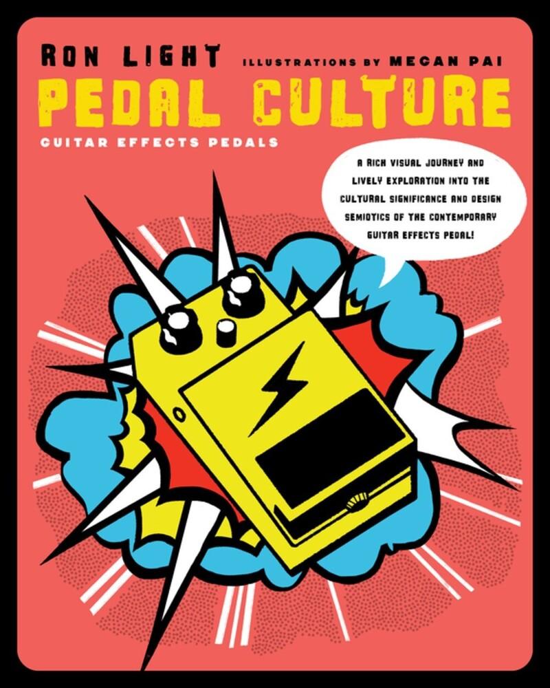 Megan Pai - Pedal Culture (Hcvr)