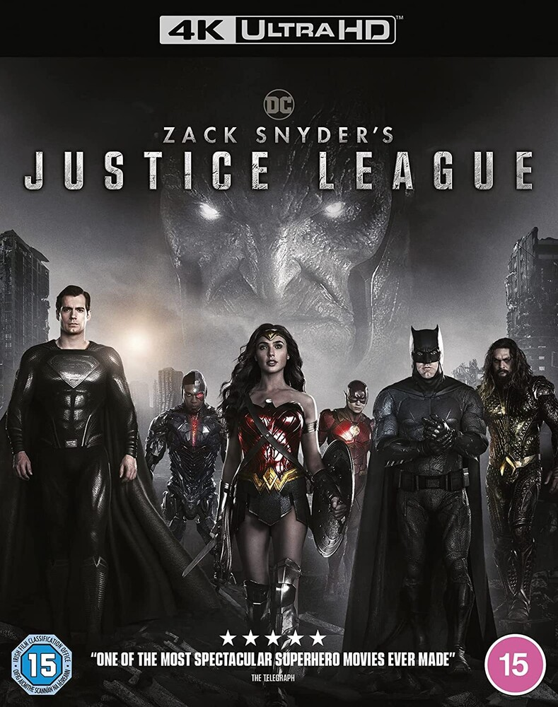 Zack Snyder's Justice League - Zack Snyder's Justice League [All-Region]