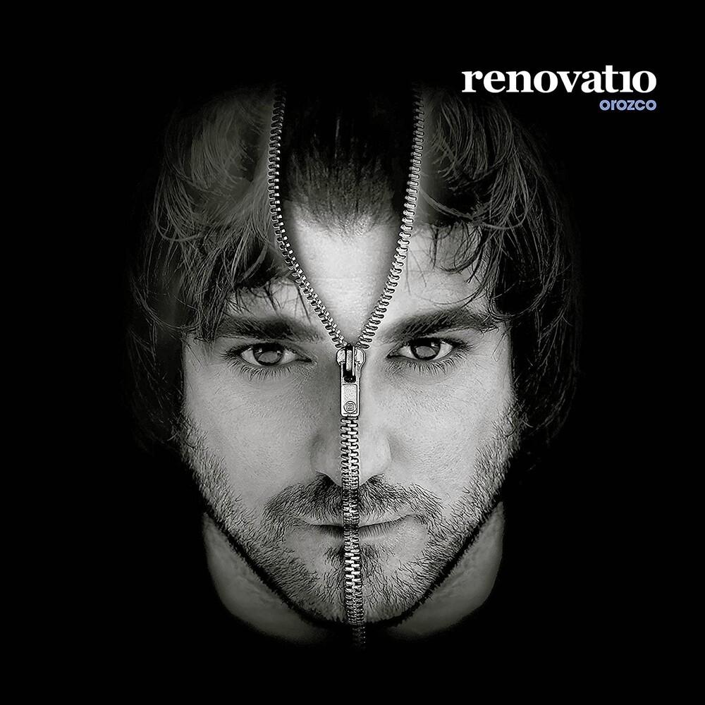 Antonio Orozco - Renovatio (Spa)
