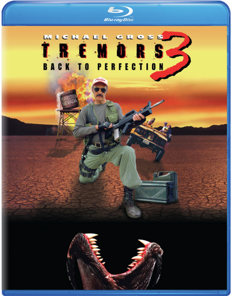 - Tremors 3: Back To Perfection / (Mod)