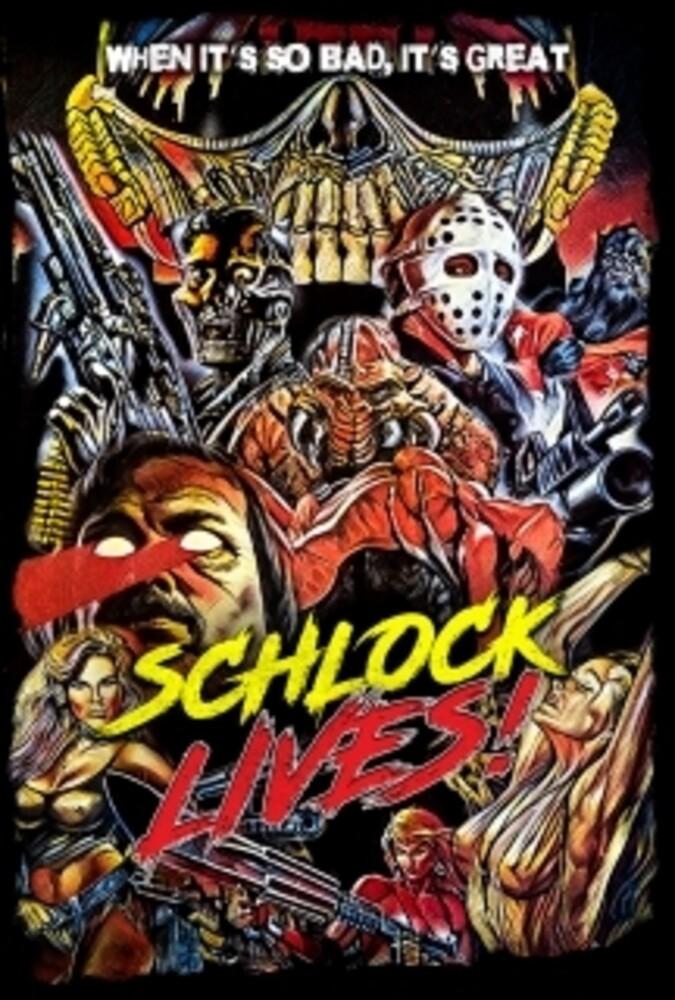 Schlock Lives! - Schlock Lives!