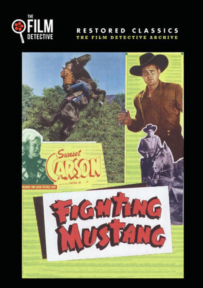 - Fighting Mustang