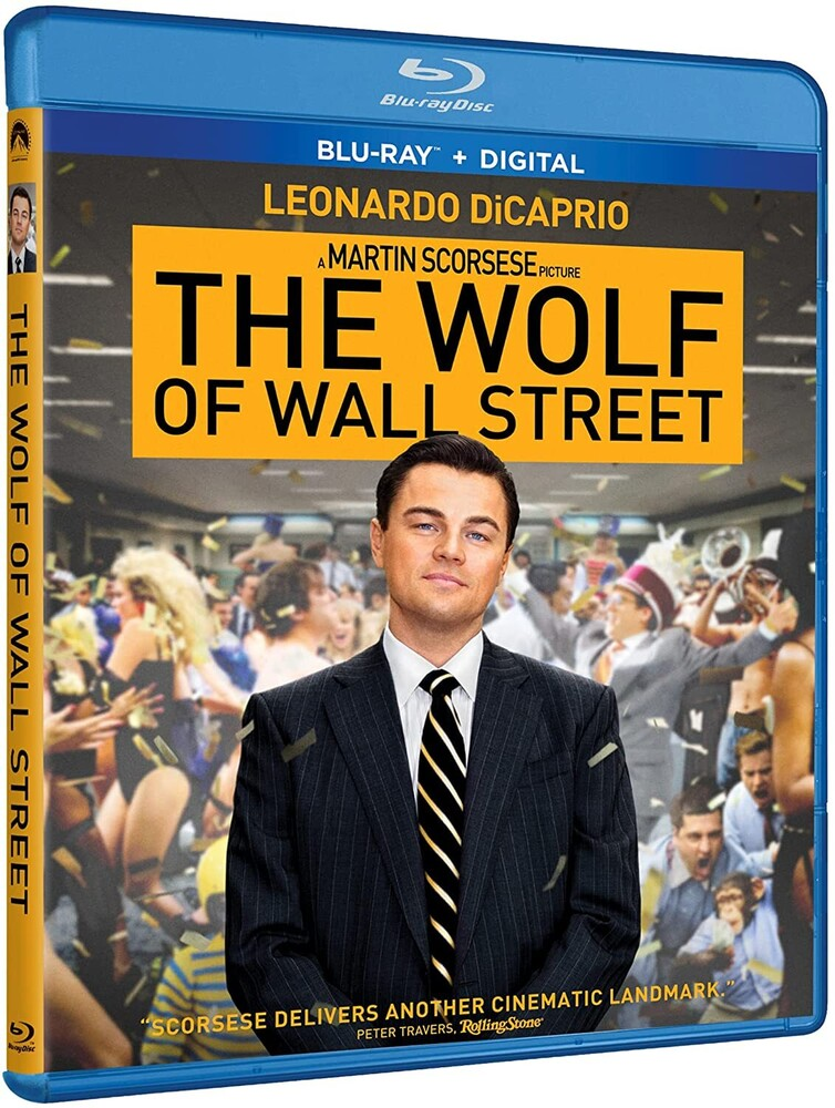 - The Wolf Of Wall Street
