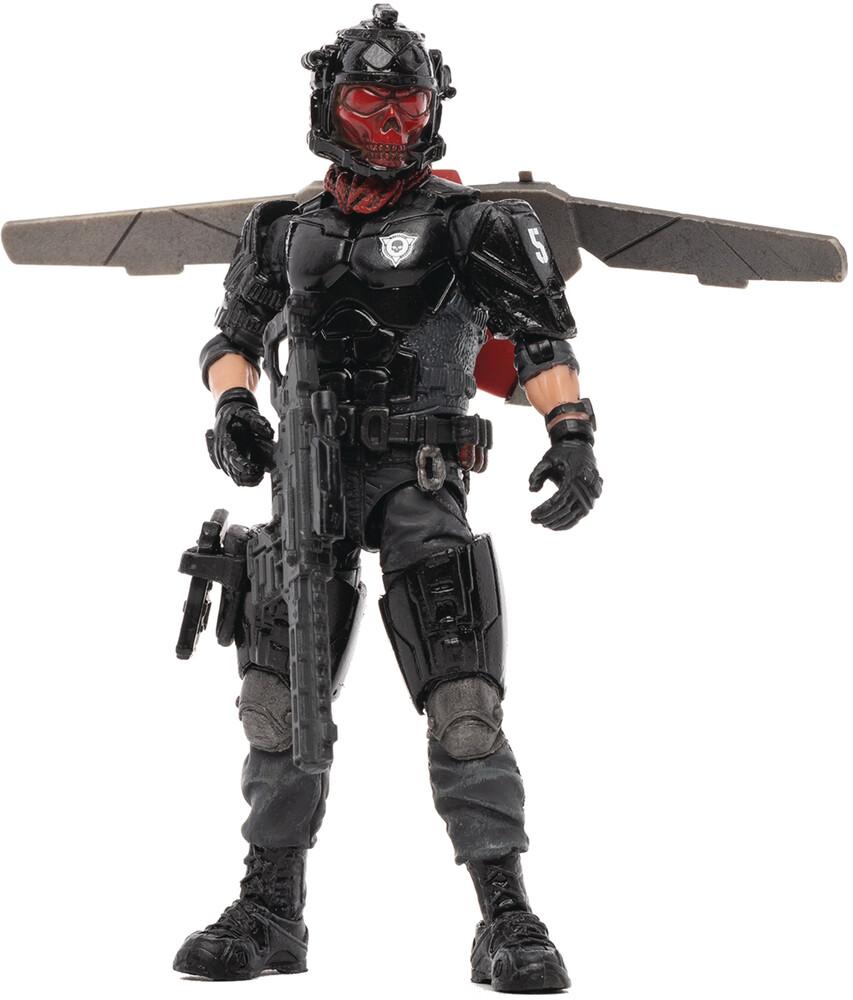 - Joy Toy Skeleton Forces Grim Reaper Vengeance B 1/