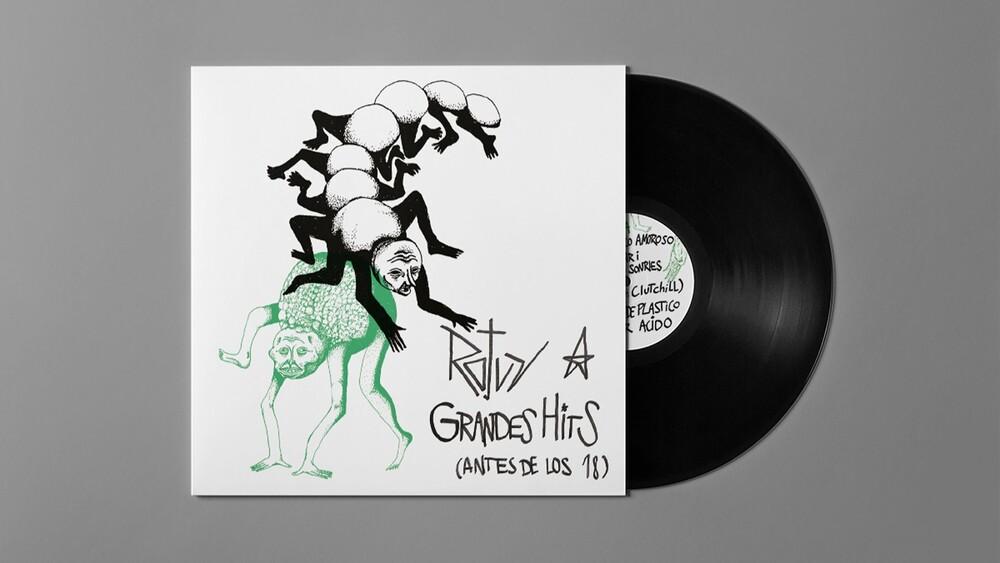 Rojuu - Grandes Hits (Antes De Los 18) (Gate) (Spa)