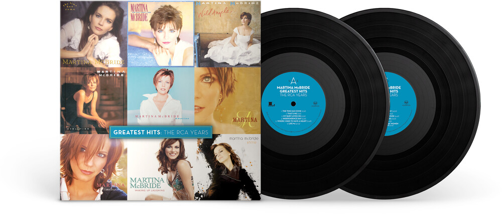 Martina McBride - Greatest Hits: The Rca Years