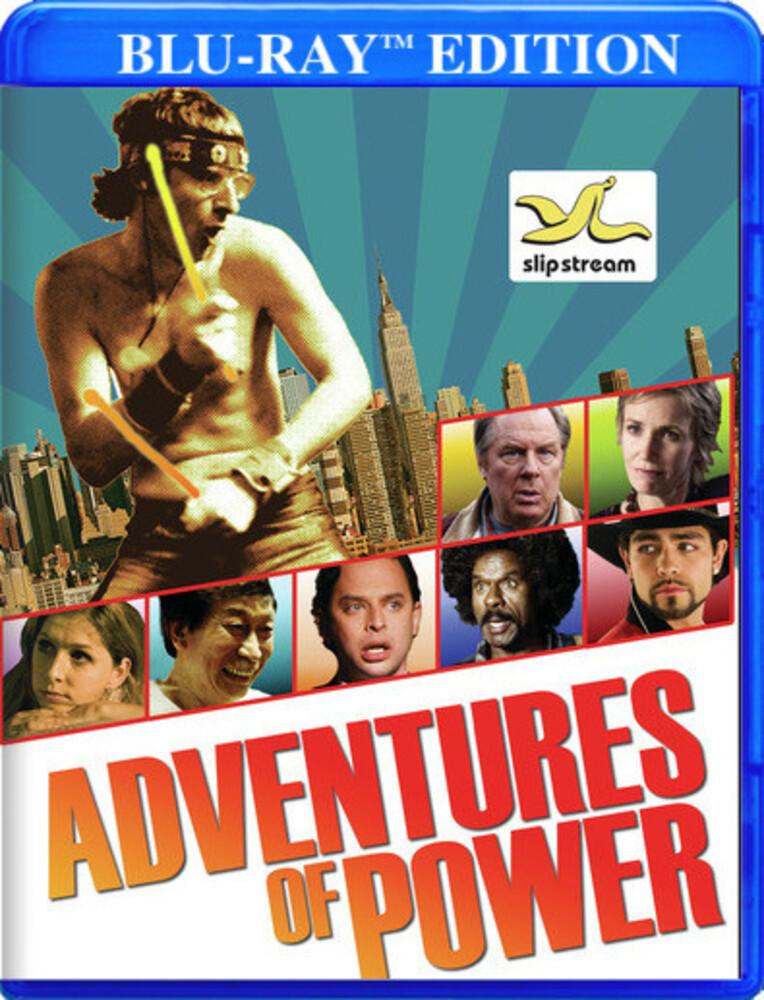 Adventures of Power - Adventures Of Power / (Mod)