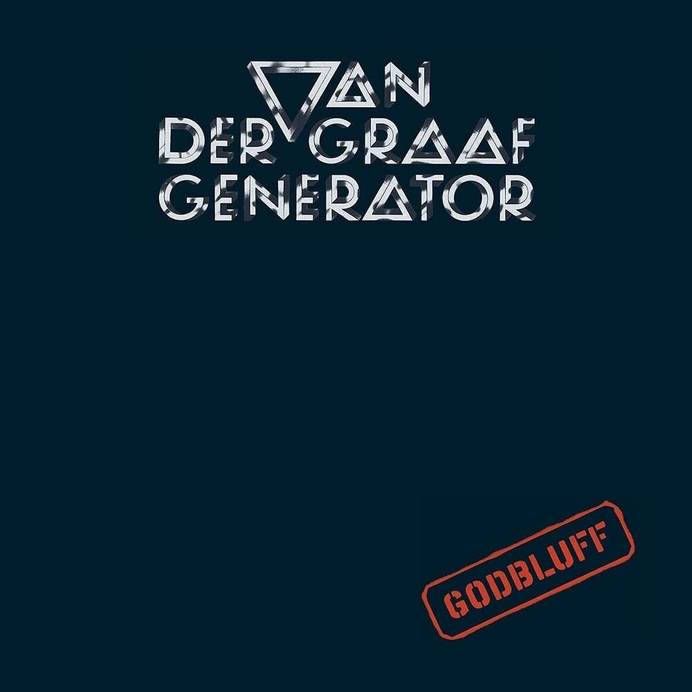Van Der Graaf Generator - Godbluff (W/Dvd) (Uk)