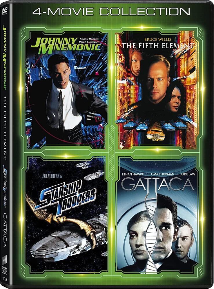 Fifth Element / Gattaca / Johnny Mnemonic - Fifth Element / Gattaca / Johnny Mnemonic (3pc)