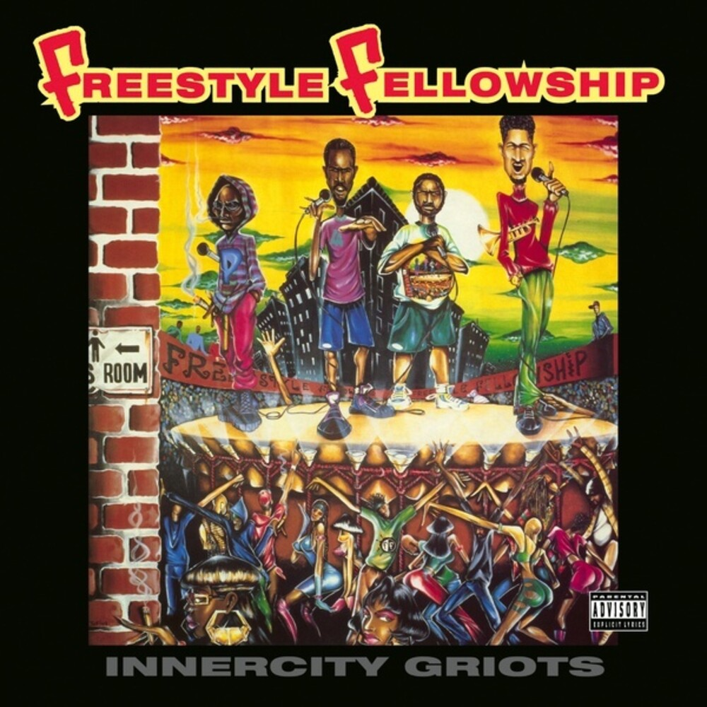Freestyle Fellowship - Innercity Griots (2pk)