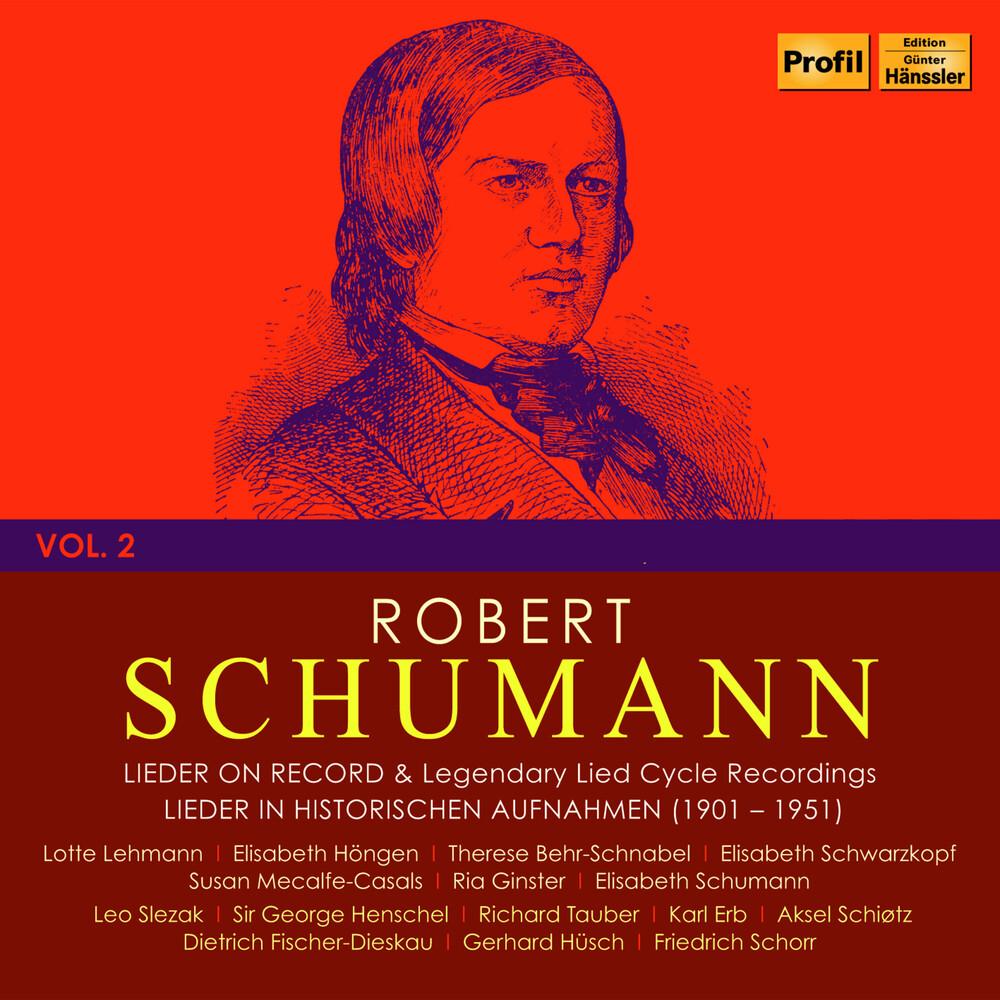 Schumann - Robert Schumann 2 (4pk)