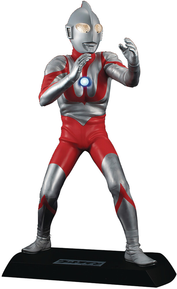 - Ultimate Article Ultraman Type C Pvc Fig (Clcb)