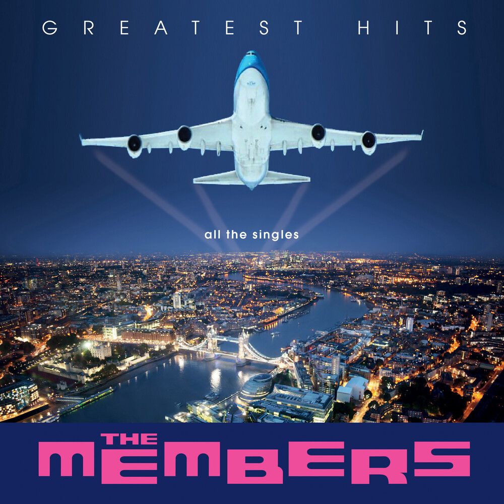 Members - Greatest Hits (Blue Vinyl) (Blue) [Colored Vinyl]