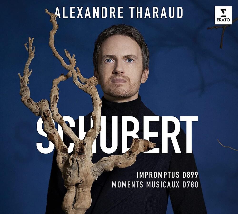 Alexandre Tharaud - Schubert: Impromptus D899 Moments Musicaux D780
