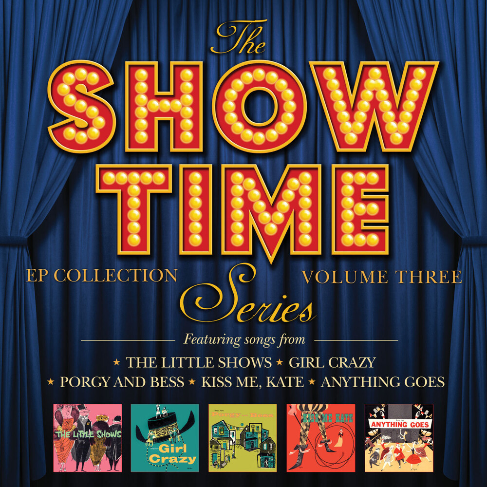 Various Artists - Showtime Series Ep Collection Vol 3 / Various