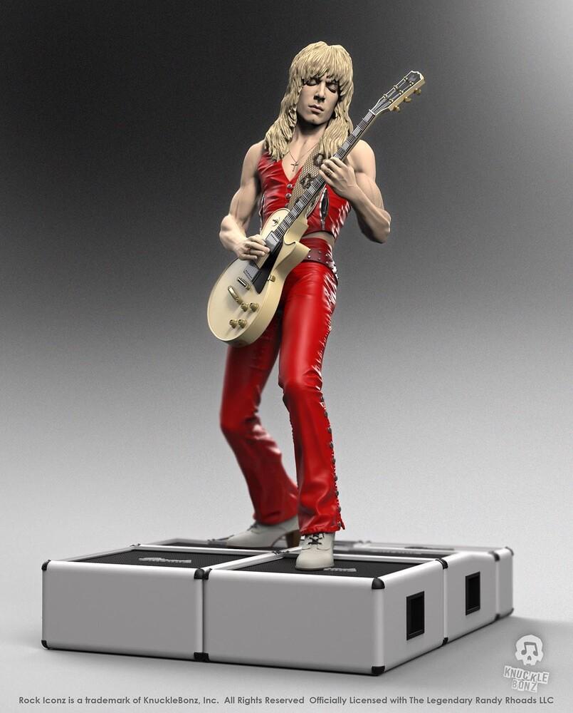 Knucklebonz - Randy Rhoads Iii Rock Iconz Statue