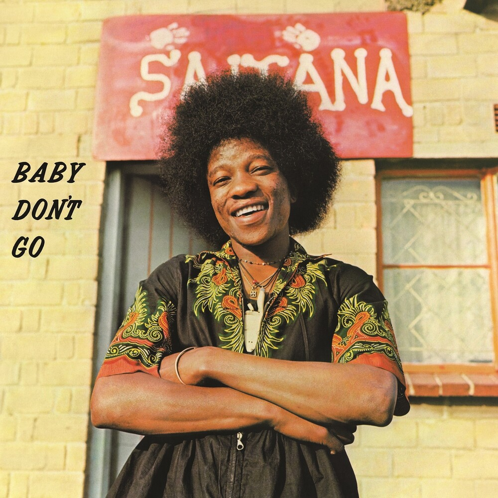 Saitana - Baby Don't Go