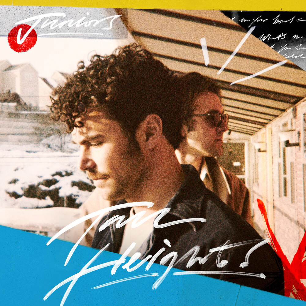 Tall Heights - Juniors (Red & White Swirl) [Colored Vinyl] (Red) (Wht)