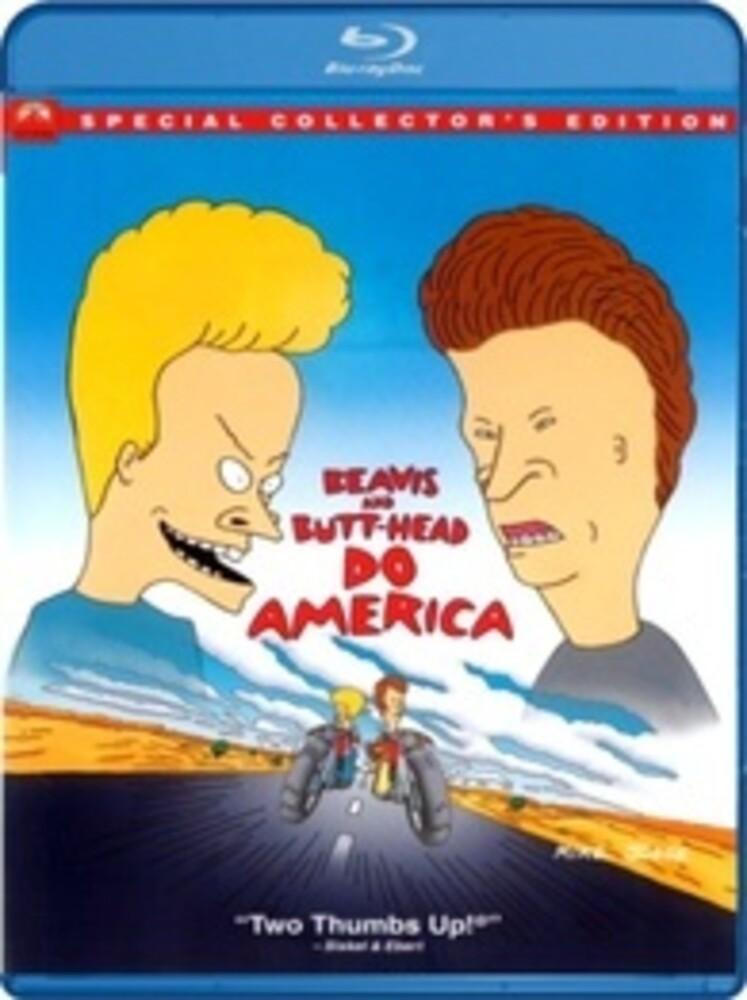 Beavis & Butt-Head Do America - Beavis & Butt-Head Do America / (Ac3 Dol Dts Dub)