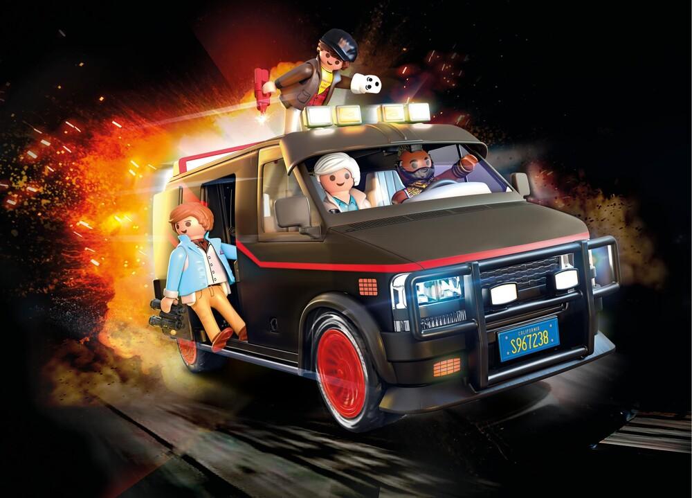Playmobil - Playmobil - The A-Team Van
