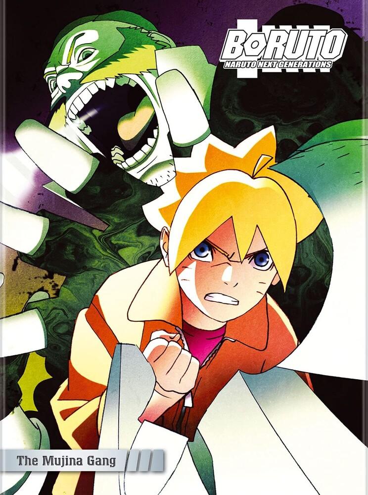 Boruto: Naruto Next Generations the Mujina Gang - Boruto: Naruto Next Generations The Mujina Gang