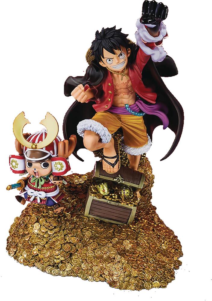 Tamashi Nations - One Piece - Monkey D. Luffy - Wt100 Commemorative