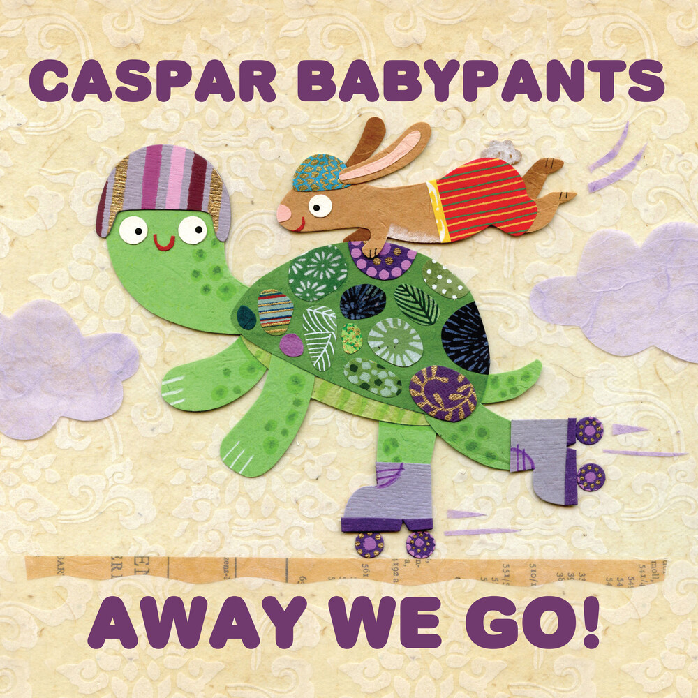 Caspar Babypants - Away We Go!